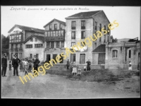 Lequeitio - Lavaderos de Arronegui y Escabechería de Decomica