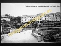 Limpias - Colegio de segunda enseñanza de San Vicente de Paul