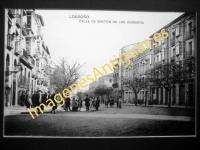 Logroño - Calle de Bretón de los Herreros