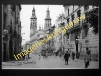 Logroño - Calle del Mercado