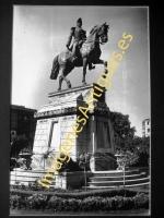 Logroño - Estatua del General Espartero