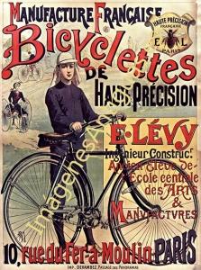 MANUFACTURE FRANÇAISE BICYCLETTES DE HAUTE PRÉCISION
