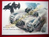 MERCEDES-BENZ 300SL, III CARRERA PANAMERICANA MEXICO 1952