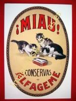 MIAU - CONSERVAS ALFAGEME VIGO