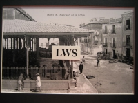 Murcia - Mercado de la Lonja