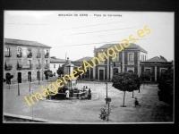 Miranda de Ebro - Plaza de Cervantes