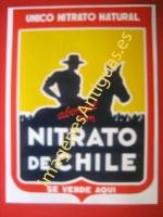 NITRATO DE CHILE - UNICO Y NATURAL