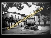 Oña - Plaza del P. Cereceda