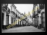 Olvera - Calle General Franco