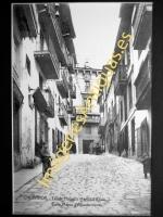 Ondárroa - Calle Mayor y Ayuntamiento