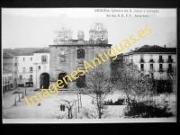 Orduña - Iglesia de San Juan y colegio de los R.R.P.P. Jesuitas