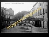Orihuela - Calle de Calderon de la Barca