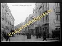 Orihuela - Calle de Alfonso XIII