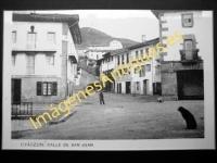 Oyárzun - Calle de San Juan