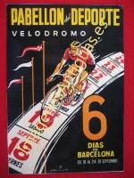 PABELLÓN DEL DEPORTE VELÓDROMO - 6 DIAS DE BARCELONA