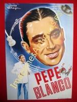 PEPE BLANCO CANTANTE