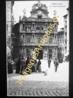 Pamplona - El ayuntamiento