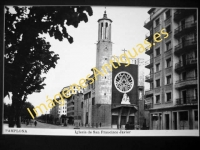 Pamplona - Iglesia de San Francisco Javier