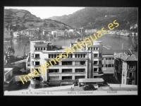 Pasajes - A. Z. A. Ingeniero, S. L. Edificio Consignatario