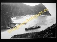 Pasajes - Entrada del Cabo Plata, 30 diciembre de 1929