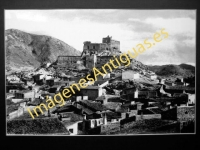 Petrel - Vista parcial y Castillo árabe