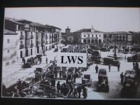 Villarcayo - Plaza Mayor mercado