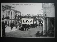 Pontevedra - Plaza de Indalecio Armesto