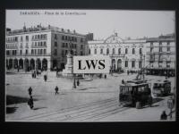Zaragoza - Plaza de la Constitución
