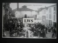 Pontevedra - Plaza de la Verdura