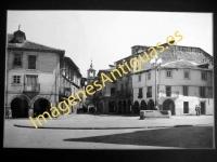 Ponferrada - Plaza de Nuestra Sra. de la Encina