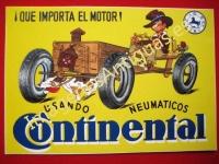 QUE IMPORTA EL MOTOR USANDO NEUMATICOS CONTINENTAL