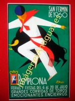 SAN FERMÍN DE 1960, GRANDES CORRIDAS DE TOROS, PAMPLONA
