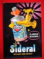 SIDERAL BRILLANTE PARA METALES