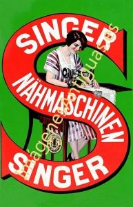 SINGER NÄHMASCHINEN