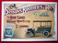 SISSONS BROTHERS, HULL, HIGH CLASIC DECORATORS