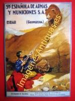 SOC. ESPAÑOLA DE ARMAS Y MUNICIONES S.A. EIBAR, GUIPUZCOA