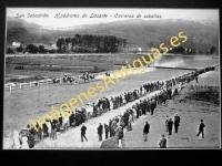 San Sebastián - Hipódromo de Lasarte - Carreras de caballos