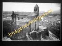 San Vicente de la Sonsierra - Iglesia y campanario S. Vicente