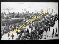 Santander - Desfile de los Bomberos voluntarios