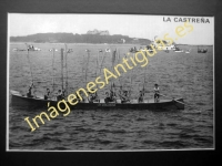 Santander - Embarcación La Castreña