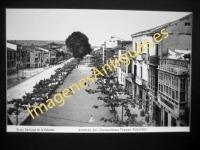Santo Domingo de la Calzada - Avenida del Generalísimo (Espolón)