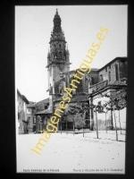 Santo Domingo de la Calzada - Torre y Abside de la S.I. Catedral