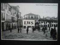 Pontevedra - Soportales de la Herrería