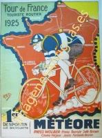 TOUR DE FRANCE 1925 MÉTÉORE