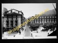 Tolosa - Plaza de las Escuelas Pias