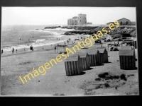 Torre de la Horadada - Playa del Mediterráneo