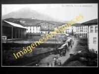Villarreal - Vista parcial y feria de Santa Lucía